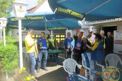Besuch des Cottbus Spiels mit anschließender Jubiläumsfeier 4 Jahre Gernotlöwen am 18. Mai 2019