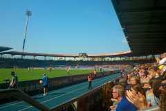 Heimspiel gegen Karlsruhe 30-08-2015