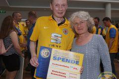 Spende an das Kinderhospiz Braunschweig am 20-04-2018