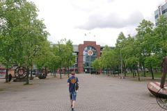 Stadionführung St Pauli 10-08-2019